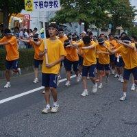 かっぱ祭り踊りパレード参加