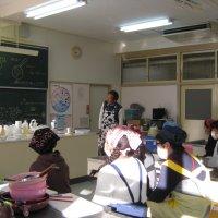 茨城県牛乳協同組合 調理実習