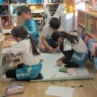 4年生 茨城についてまとめています