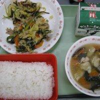 牛久食材:米・小松菜・人参・ねぎ・ごぼう・大根