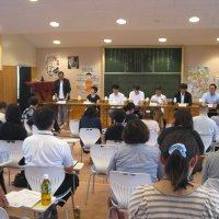 第一回学校保健委員会