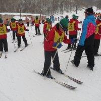 1学年スキー宿泊学習 1日目