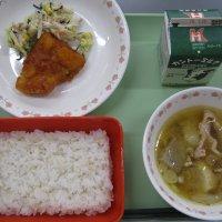 牛久食材:米・ごぼう・ねぎ・豆腐・味噌