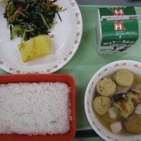 牛久食材:米・小松菜・大根