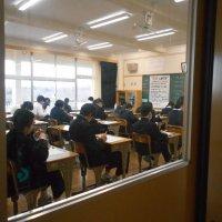 校内テスト二日目