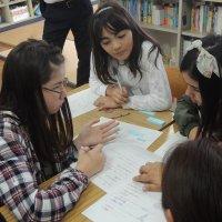 国際ルーム公開授業