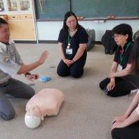 心肺蘇生法・AED研修