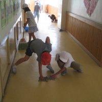 学校や教室をきれいにしよう!