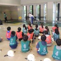5年生 交通少年団研修会に参加しました