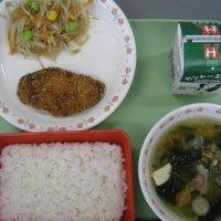 牛久食材:米・ねぎ・豆腐