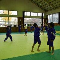 武道の授業