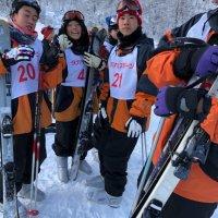 ○2日目のスキー講習が終了しました。