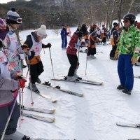 スキー宿泊学習3日目です。