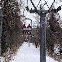 スキー宿泊学習2日目