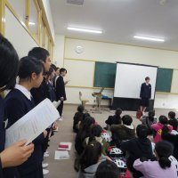 小学校6年生 部活動見学&インフルエンザ・・・