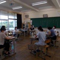 中学校区研究協議会