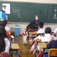 4年生国語の授業