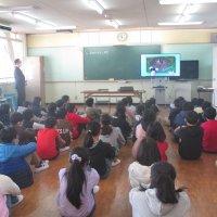 薬物乱用防止教室開催