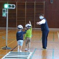 1年生の交通安全教室