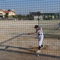 野球部練習の様子