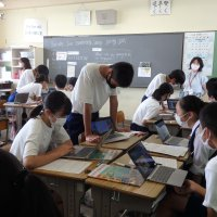 校内研修が行われました。