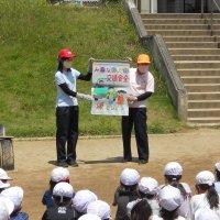 3年生の交通安全教室