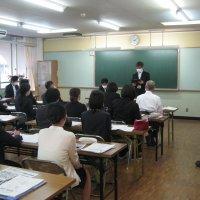 牛久市教育委員会計画訪問がありました